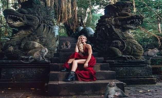 Harga Tiket Masuk Sacred Monkey Forest Sanctury Ubud Bali