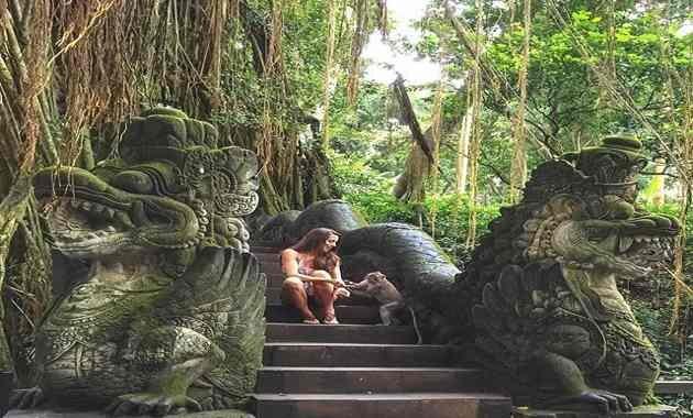 Mandala Wisata Menara Wana Sacred Monkey Forest Ubud