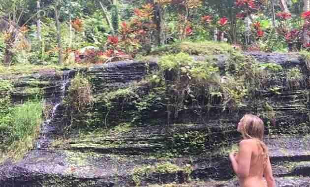 Nyuh Kuning Village Ubud Bali Image