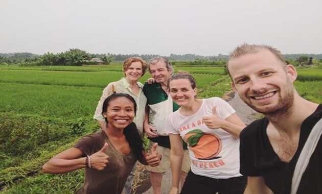 Trekking Authentic Ubud Bali Tour