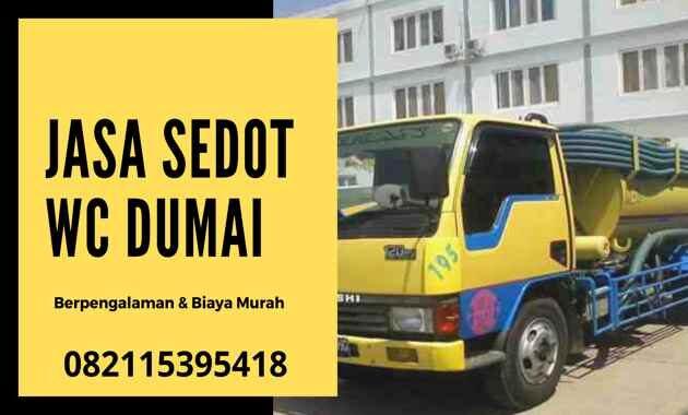 Jasa Sedot WC Dumai Kota 24 Jam Harga _ Biaya Tukang Murah
