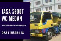 Jasa Sedot WC Medan 24 Jam Harga Biaya Tukang Tumpat Murah