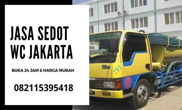 Jasa Sedot WC Murah Jakarta 24 Jam Harga Biaya Tukang Murah