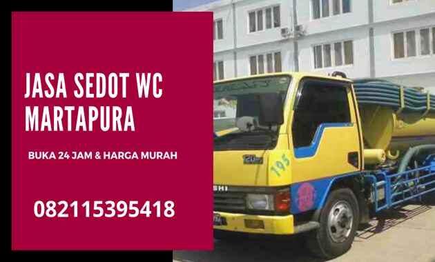 Jasa Sedot WC Murah Martapura 24 Jam Harga _ Biaya Tukang Murah