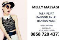 Harga Jasa Tukang Pijat Panggilan Banyuwangi 24 Jam Murah ke Hotel Terapis Wanita Pria Pasutri (1)
