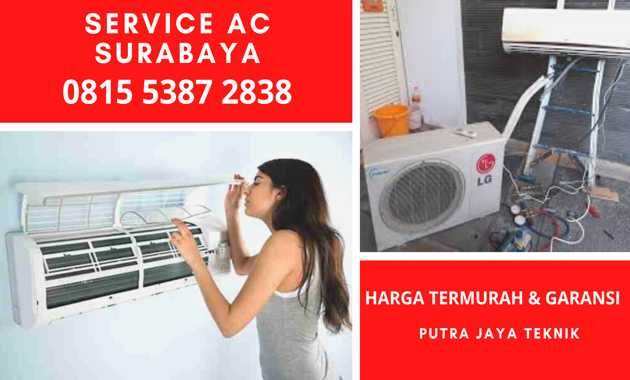 Jasa Service AC Surabaya 24 Jam Harga Murah